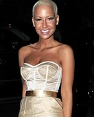 Celebs Caught on Camera Scandals - Amber Rose