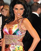 Celebs Caught on Camera Scandals - Katie Price
